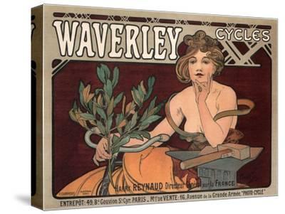 Waverley Cycles, 1896