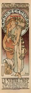 Woman of Samaria by Alphonse Mucha