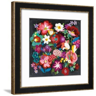 Alpine Florals-Danhui Nai-Framed Art Print