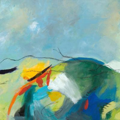 Alpine No. 2-Jan Weiss-Art Print