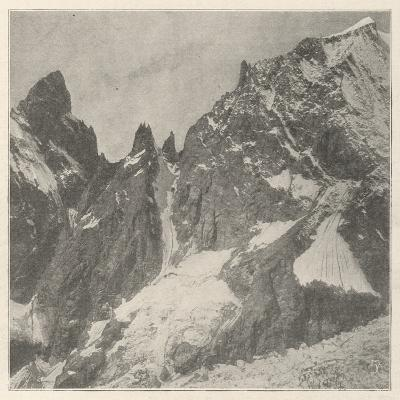 Alpine Peaks Newly Conquered by the Duke of the Abruzzi--Giclee Print