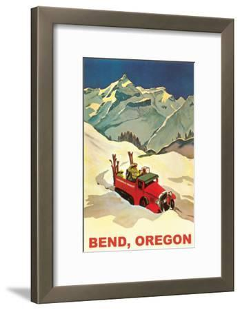 Alpine Skiing Expedition in Bend, Oregon