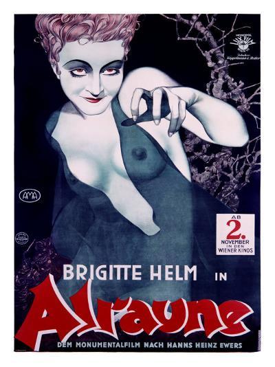Alraune-Hans Neumann-Giclee Print