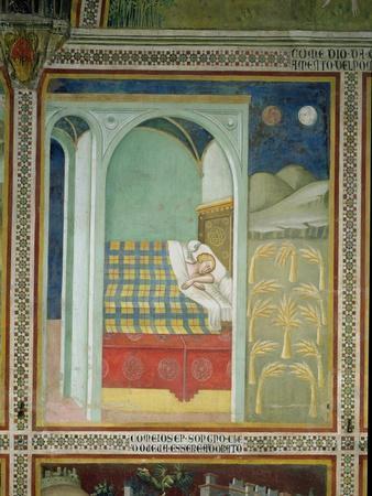 The Dream of Joseph, 1356-67