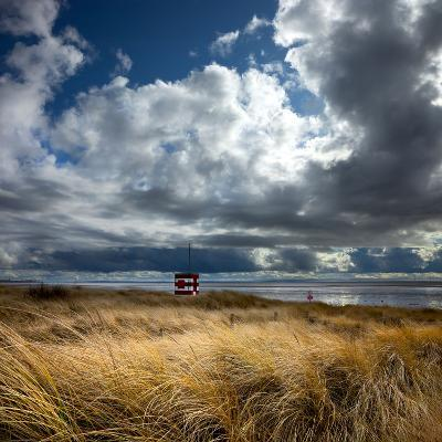 Alt Estuary on the Sefton Coast-Dave Mcaleavy Images-Photographic Print