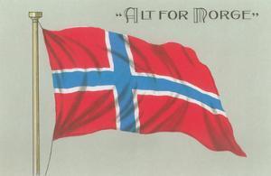 Alt for Norge, Norwegian Flag