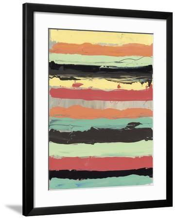Alt Stripes II-PI Studio-Framed Art Print