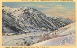 Alta Ski Basin, Utah