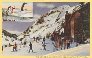 Alta Ski Lodge, Utah