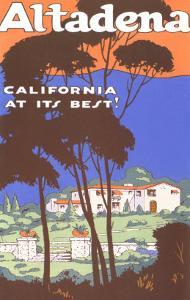 Altadena, California at its Best