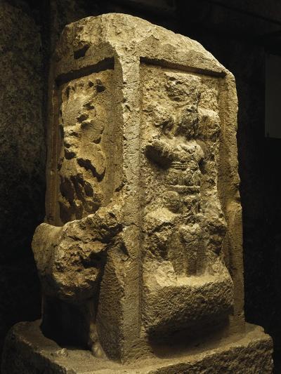 Altar of Jupiter Heliopolitan from Baalbek, Lebanon, End of 2nd Century--Giclee Print