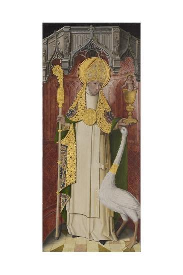 Altarpiece from Thuison-Les-Abbeville: Saint Hugh of Lincoln, 1490-1500--Giclee Print