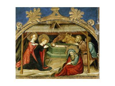Altarpiece of Saint James of the Parish of Vallespinosa-Joaquin Dominguez Becquer-Giclee Print