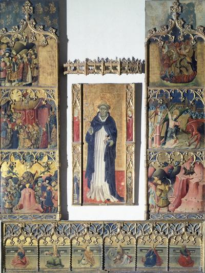 Altarpiece of San Michele--Giclee Print