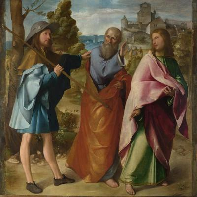 The Road to Emmaus, C. 1516