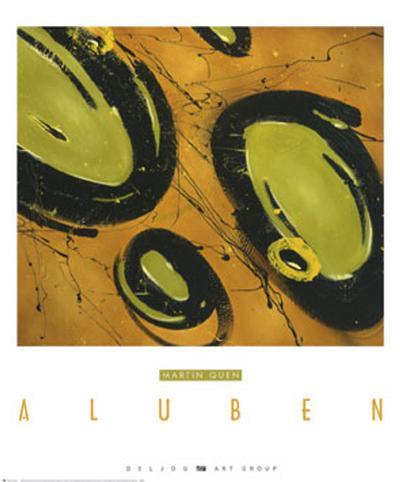 Aluben-Martin Quen-Art Print