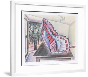 Mr. Papillon's Home by Alvaro Guillot