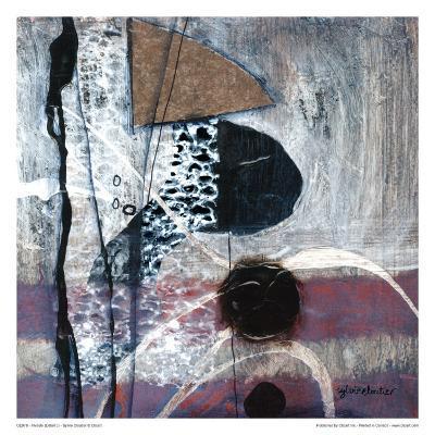 Alvéolé (Détail 3)-Sylvie Cloutier-Art Print
