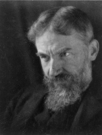 George Bernard Shaw, c.1905
