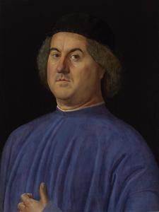Portrait of a Man, 1497 by Alvise Vivarini