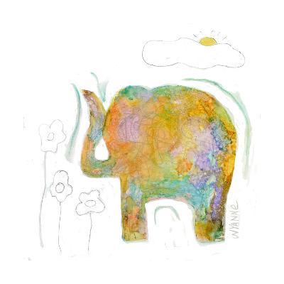 Always Sunny-Wyanne-Giclee Print