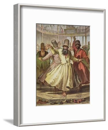 Dancing Dervishes, 1857