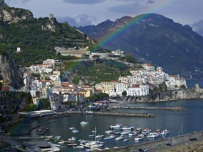 Amalfi, Amalfi Coast, Italy-Walter Bibikow-Photographic Print