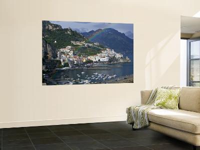 Amalfi, Amalfi Coast, Italy-Walter Bibikow-Wall Mural