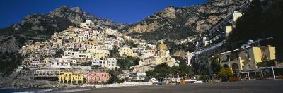 Amalfi Coast, Positano, Italy--Photographic Print