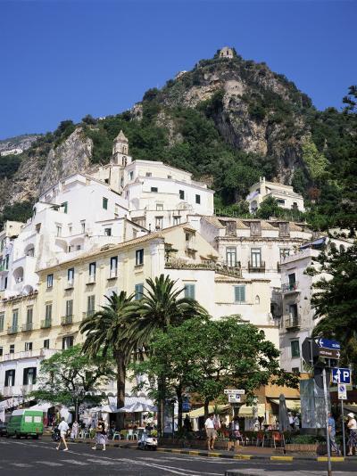 Amalfi, Costiera Amalfitana, Amalfi Coast, Campania, Italy-Roy Rainford-Photographic Print