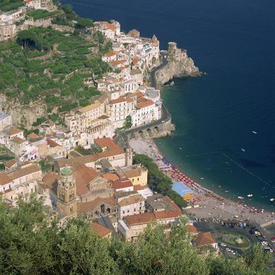 Amalfi, Costiera Amalfitana, Campania, Italy-Roy Rainford-Photographic Print