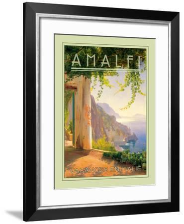 Amalfi-The Vintage Collection-Framed Photographic Print
