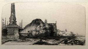 L'Obelisque (B227) by Amand Durand