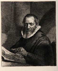 Portrait de Jean Corneille Sylvius (B266) by Amand Durand