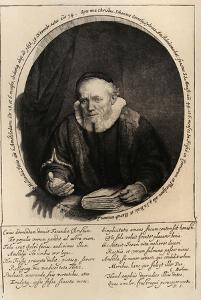 Portrait de Jean Corneille Sylvius (B280) by Amand Durand