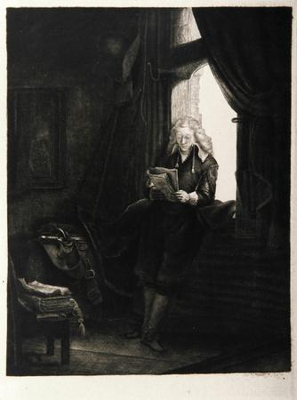 Portrait du Bourgmestre Jan Six (B285)