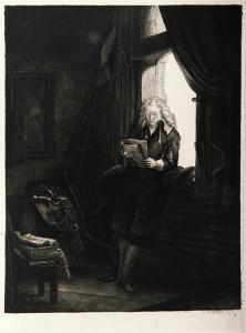 Portrait du Bourgmestre Jan Six (B285) by Amand Durand