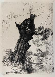 Saint Gerome Ecrivant (B103) by Amand Durand