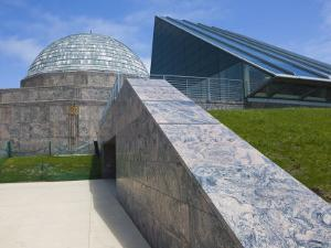 Adler Planetarium, Chicago, Illinois, United States of America, North America by Amanda Hall
