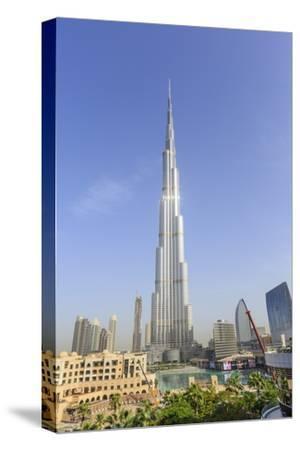 Burj Khalifa, Downtown, Dubai, United Arab Emirates, Middle East