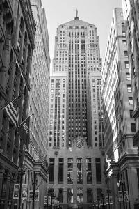 Chicago Board of Trade Building, Downtown Chicago, Illinois, United States of America by Amanda Hall