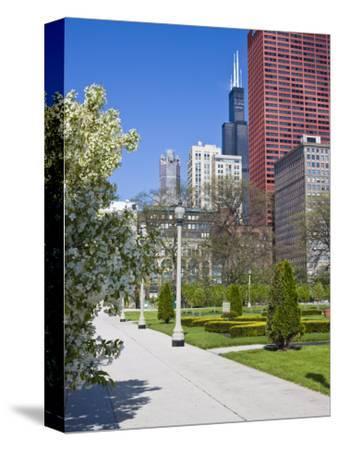 Grant Park, Chicago, Illinois, United States of America, North America