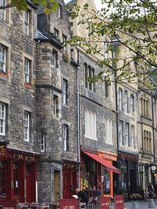 Grassmarket, the Old Town, Edinburgh, Scotland, Uk by Amanda Hall
