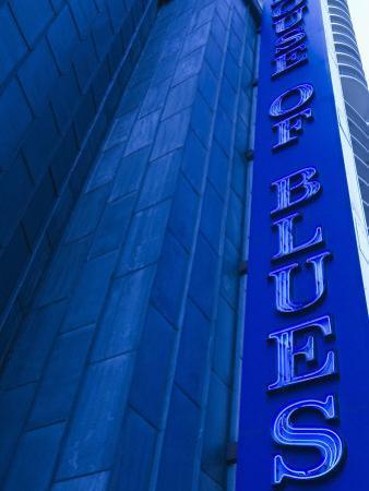 House of Blues, Live Music Venue, Marina City, Chicago, Illinois, USA by Amanda Hall