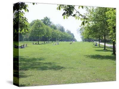 Kensington Gardens, London, England, United Kingdom, Europe