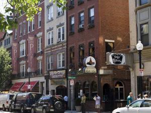 North End, Little Italy, Boston, Massachusetts, New England, USA by Amanda Hall