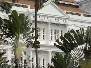 Raffles Hotel, Singapore, South East Asia by Amanda Hall