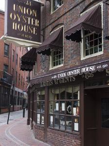 The Oyster Union House, Blackstone Block, Built in 1714, Boston, Massachusetts by Amanda Hall