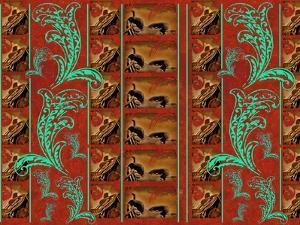 Saddles by Amanda Lee Smith