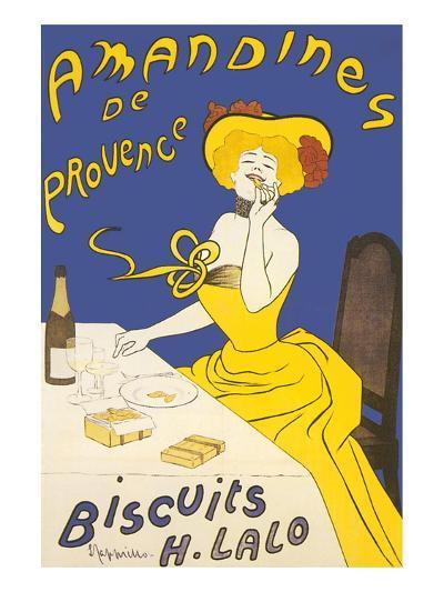 Amandines de Provence-Leonetto Cappiello-Art Print